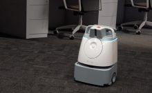 AI清掃ロボット