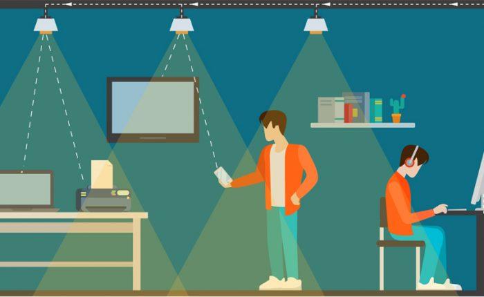光通信技術「Li-Fi」