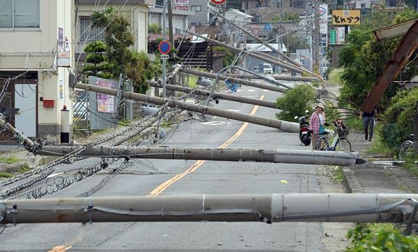 台風10号による建物被害が予想されます | 株式会社アーウィン