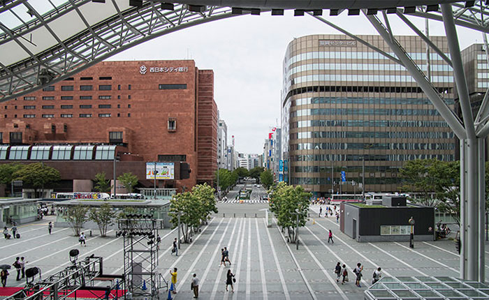 ~JR博多駅周辺の再開発による駅近物件の入居状況~